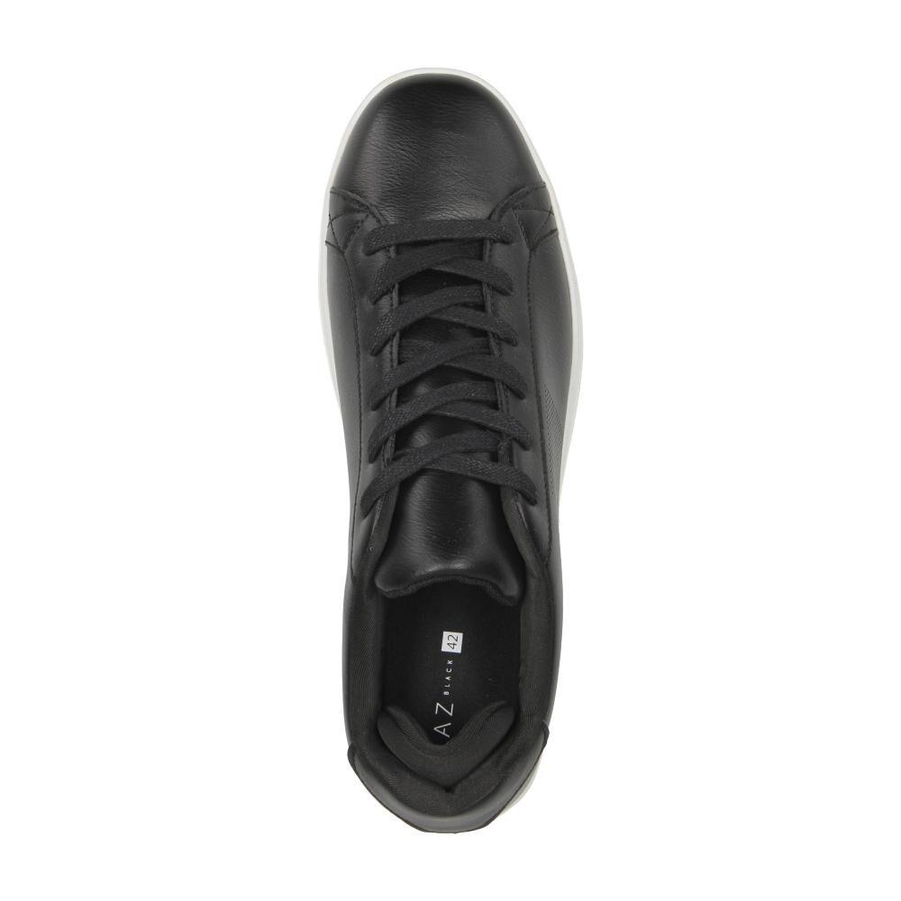 Zapato Casual Hombre Az Black image number 3.0