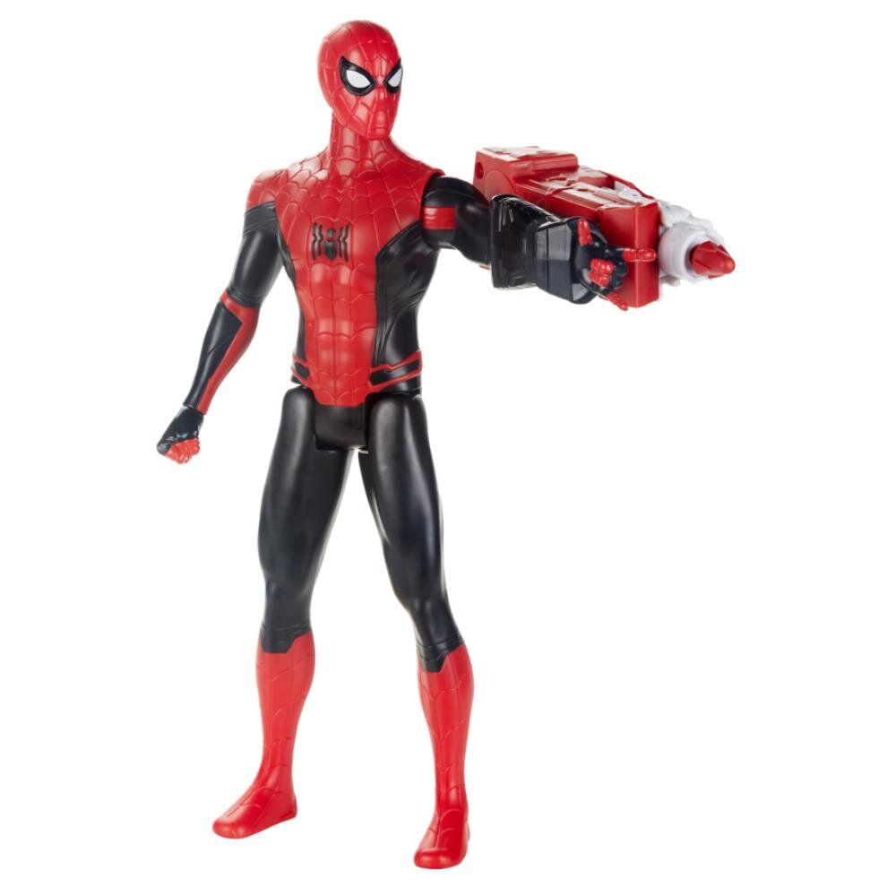 Figuras De Accion Spiderman Spd Ffh Titan Hero Suit Spider-Man image number 3.0
