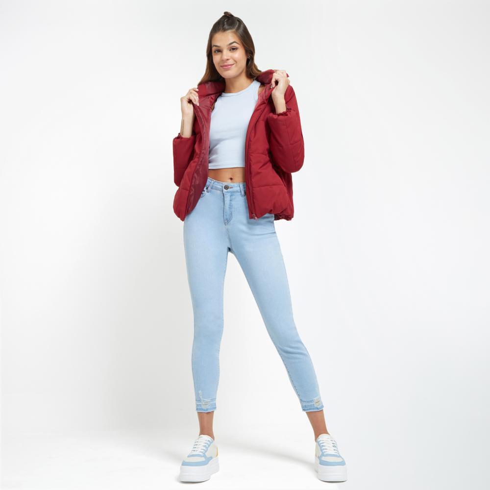 Jeans Mujer Tiro Alto Super Skinny Freedom image number 1.0