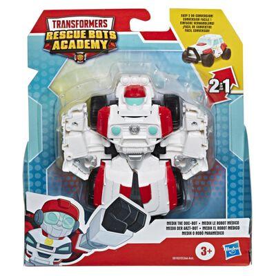 Figura De Accion Transformers Tra Rescue Bots Acad. Rescan Medix Jeep