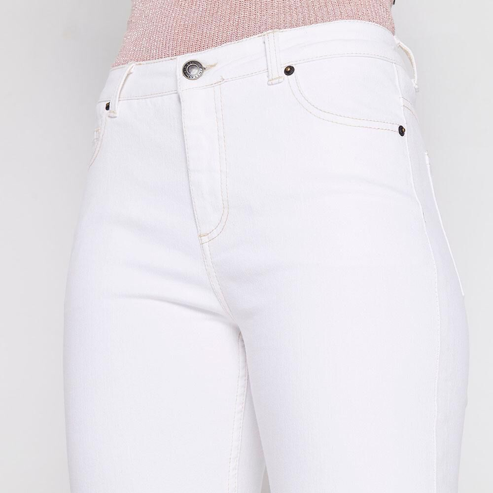 Jeans Mujer Crop Kimera image number 3.0