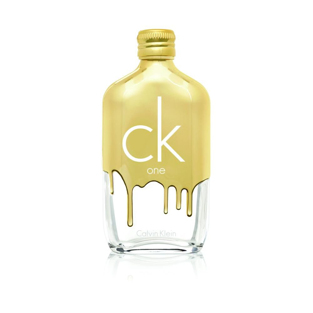 Perfume One Gold Calvin Klein / 50 Ml / Edt image number 1.0