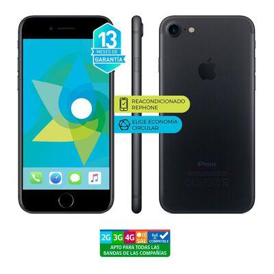 Smartphone Apple Iphone 7 Reacondicionado Negro / 256 Gb / Liberado