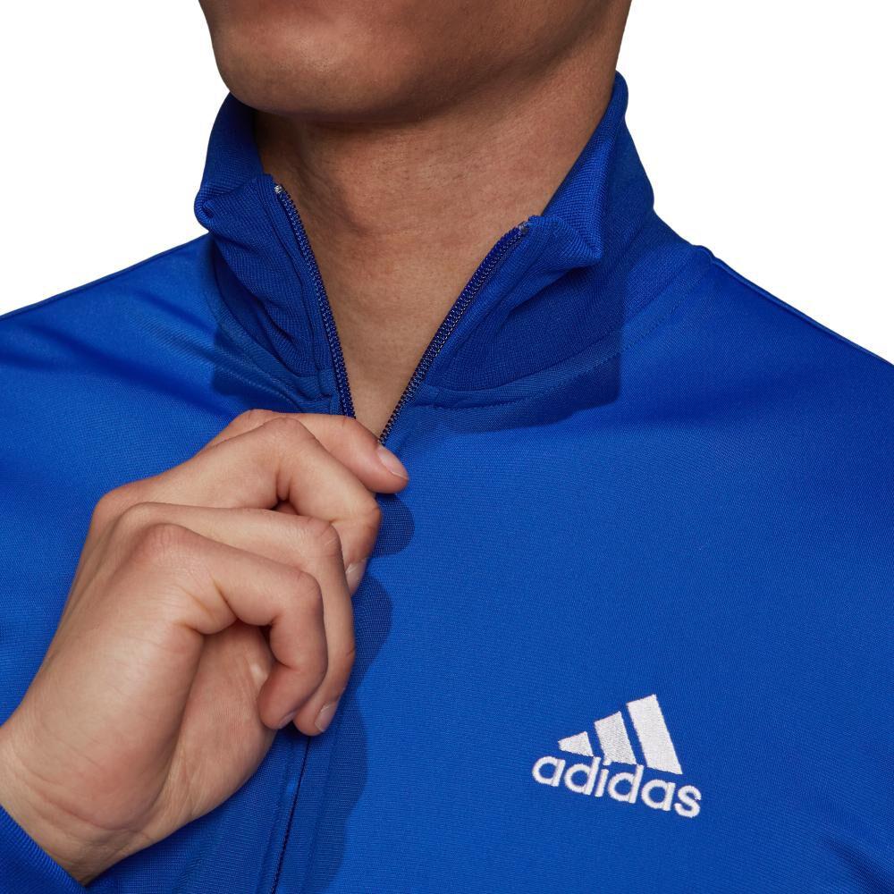 Buzo Hombre Adidas Primegreen Essentials Small Logo image number 4.0