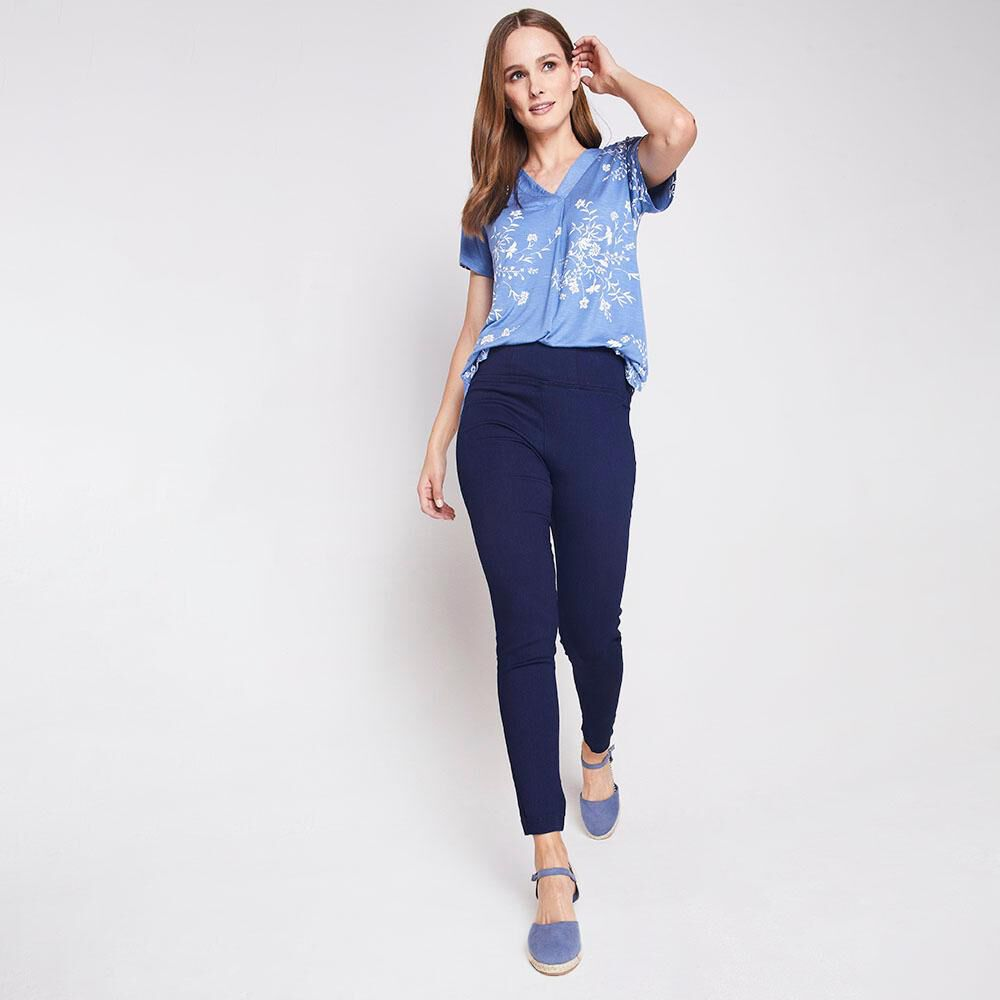 Jeans Skinny Mujer Geeps image number 1.0