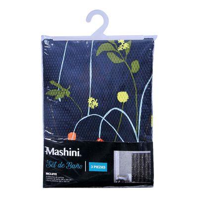 Set De Baño Mashini Candy