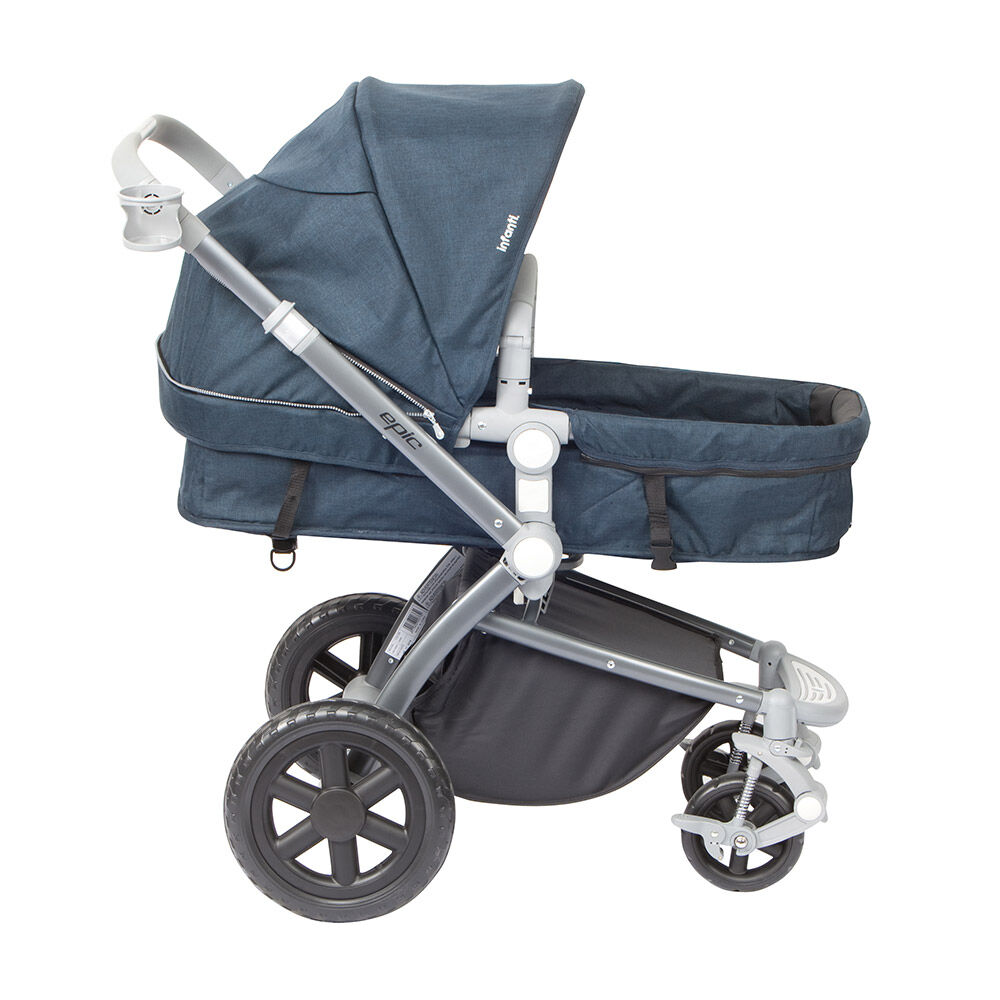 Coche Travel System Infanti Epic 4G Midnight image number 1.0