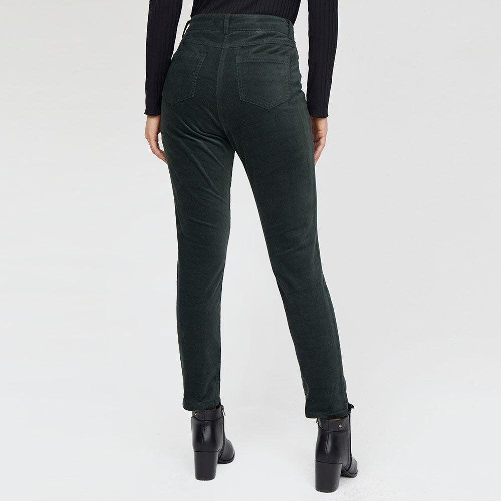 Pantalon Cotele  Mujer Kimera image number 2.0