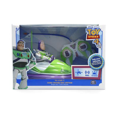 Figura De Pelicula Toy Story Coches Chocones Buzz Lightyear