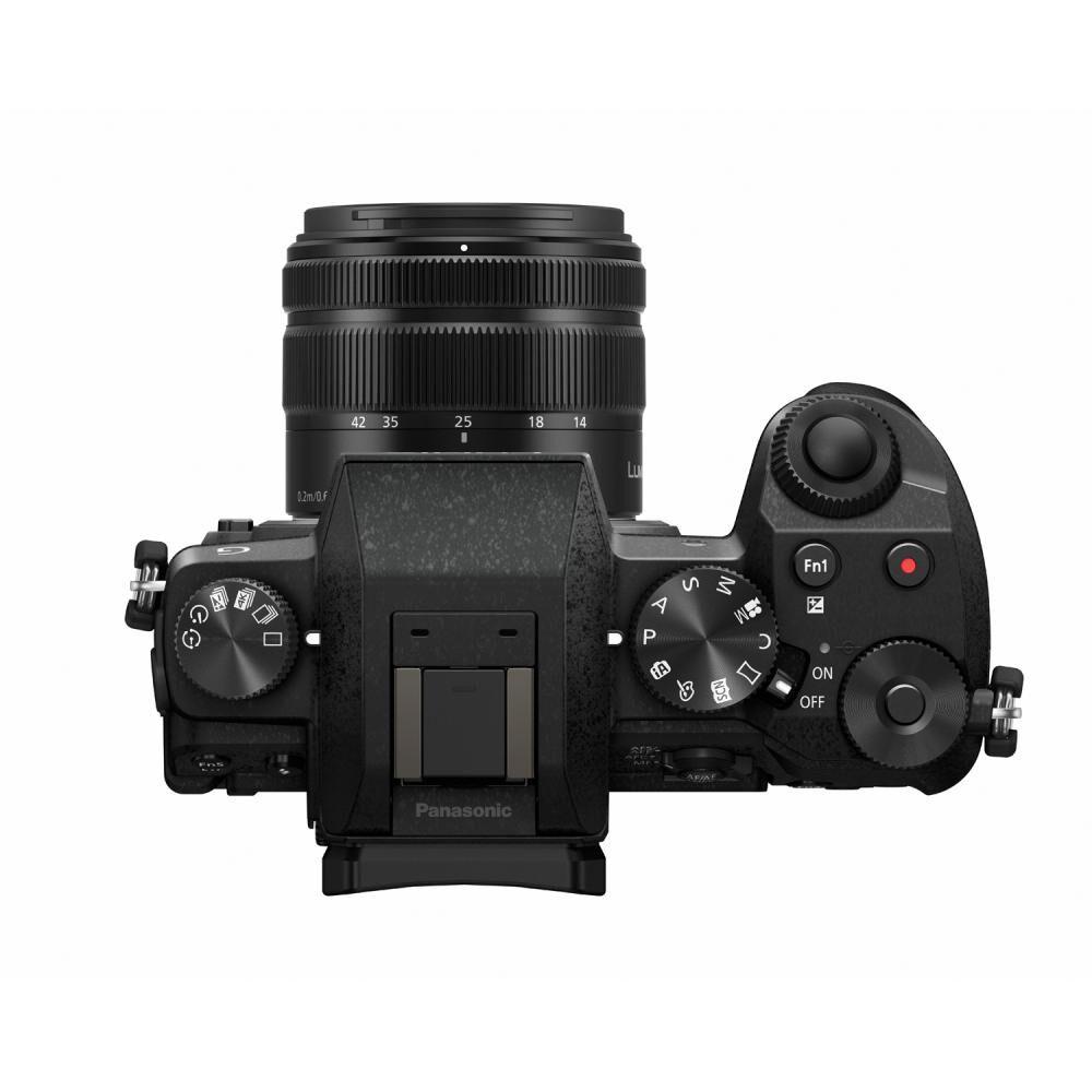 Cámara Fotográfica Panasonic Lumix Mr Dmc-G7Wpp-K image number 5.0