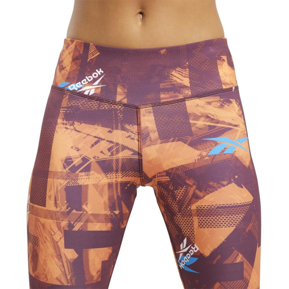 Calza Mujer Reebok Workout Ready Myt New Aop image number 3.0