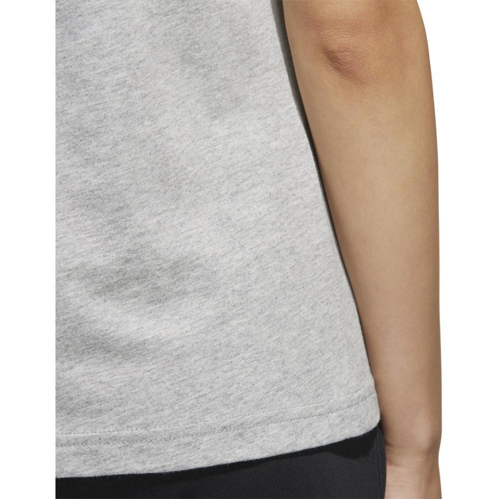 Polera Mujer Adidas Gráfica Vertical image number 1.0