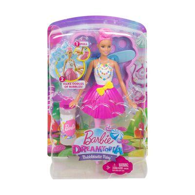 Muñeca Barbie Hada Burbuja
