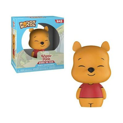 Figura De Acción Funko Dorbz Disney Winnie The Pooh S1 / Pooh