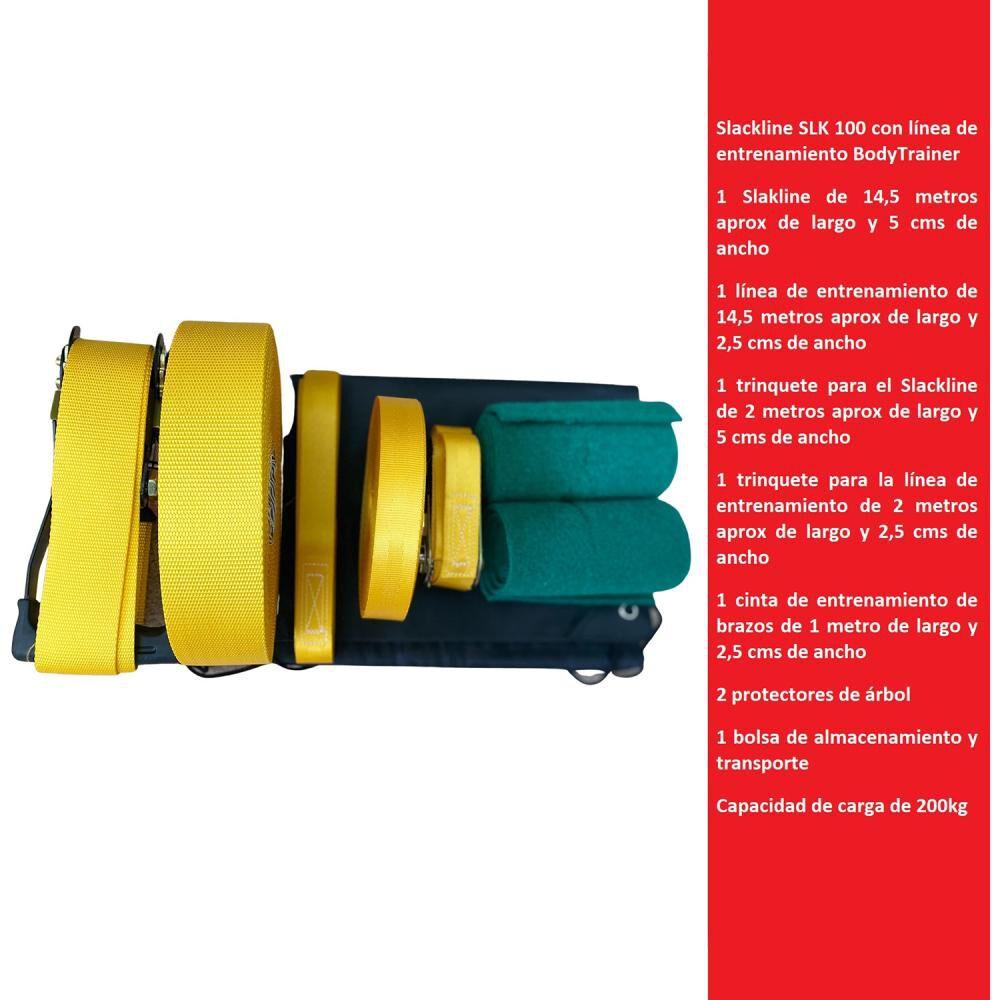 Cinta Slackline Bodytrainer image number 1.0