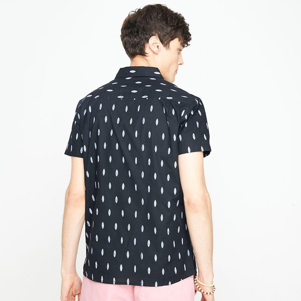 Camisa Manga Corta Con Diseño Hombre Ocean Pacific image number 2.0