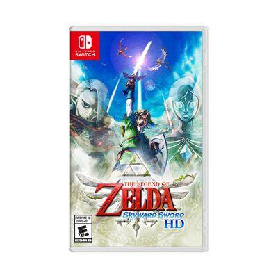 Juego Nintendo Switch Nintendo The Legend Of Zelda Skyward Sword Hd