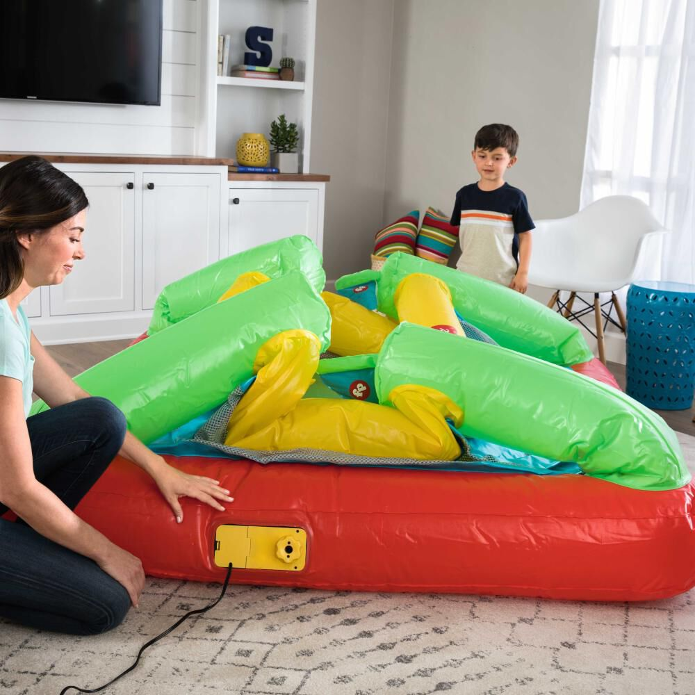 Castillo Inflable Eléctrico Fisher Price Bouncesational image number 6.0