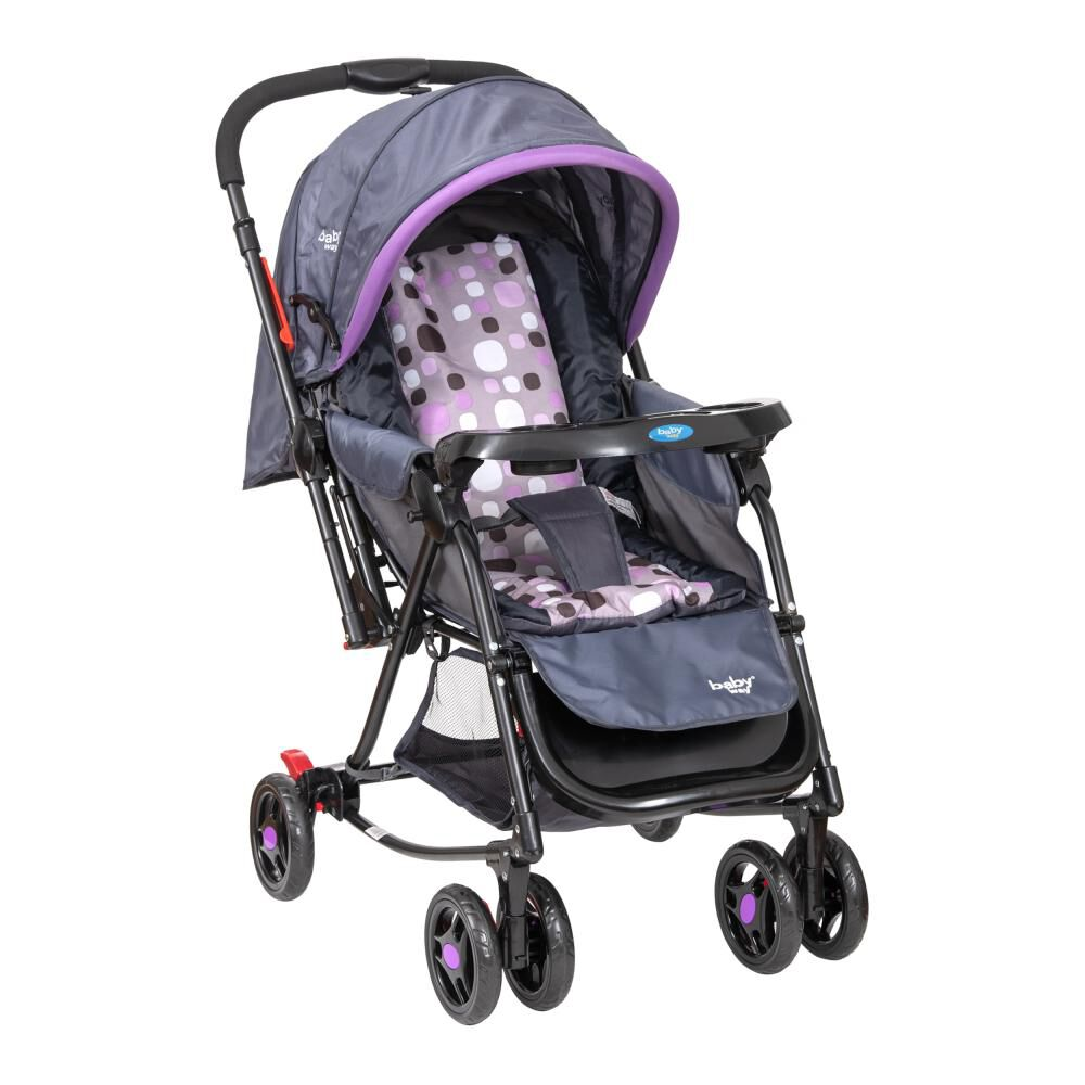 Coche Cuna Baby Way Bw-309M20 image number 0.0