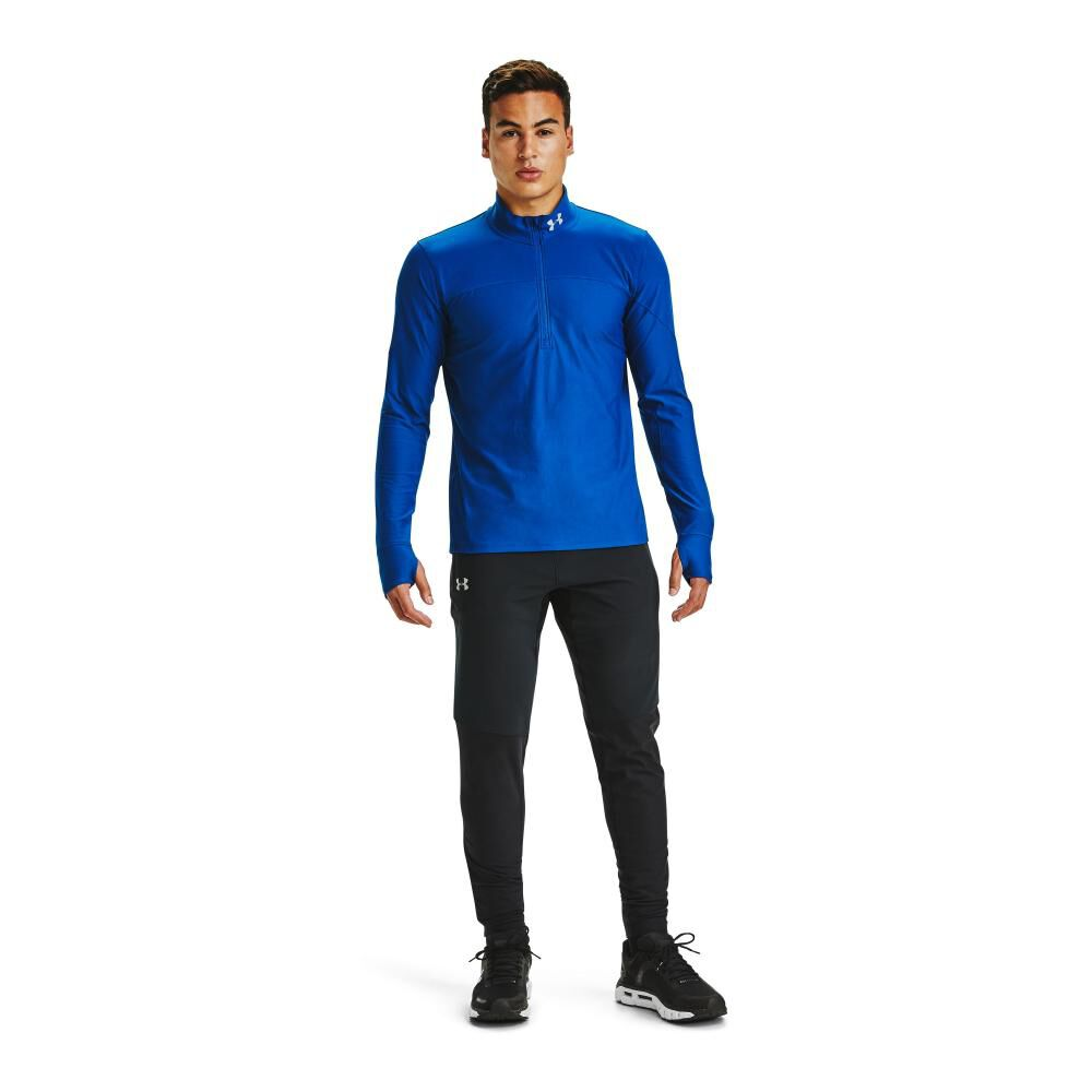 Poleron Deportivo Hombre Under Armour image number 4.0