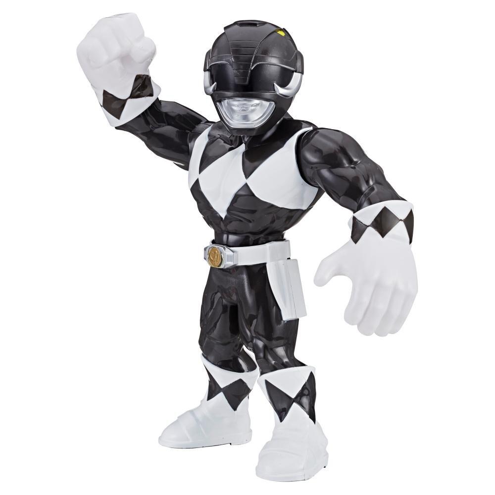 Figura Power Rangers Black Ranger image number 5.0