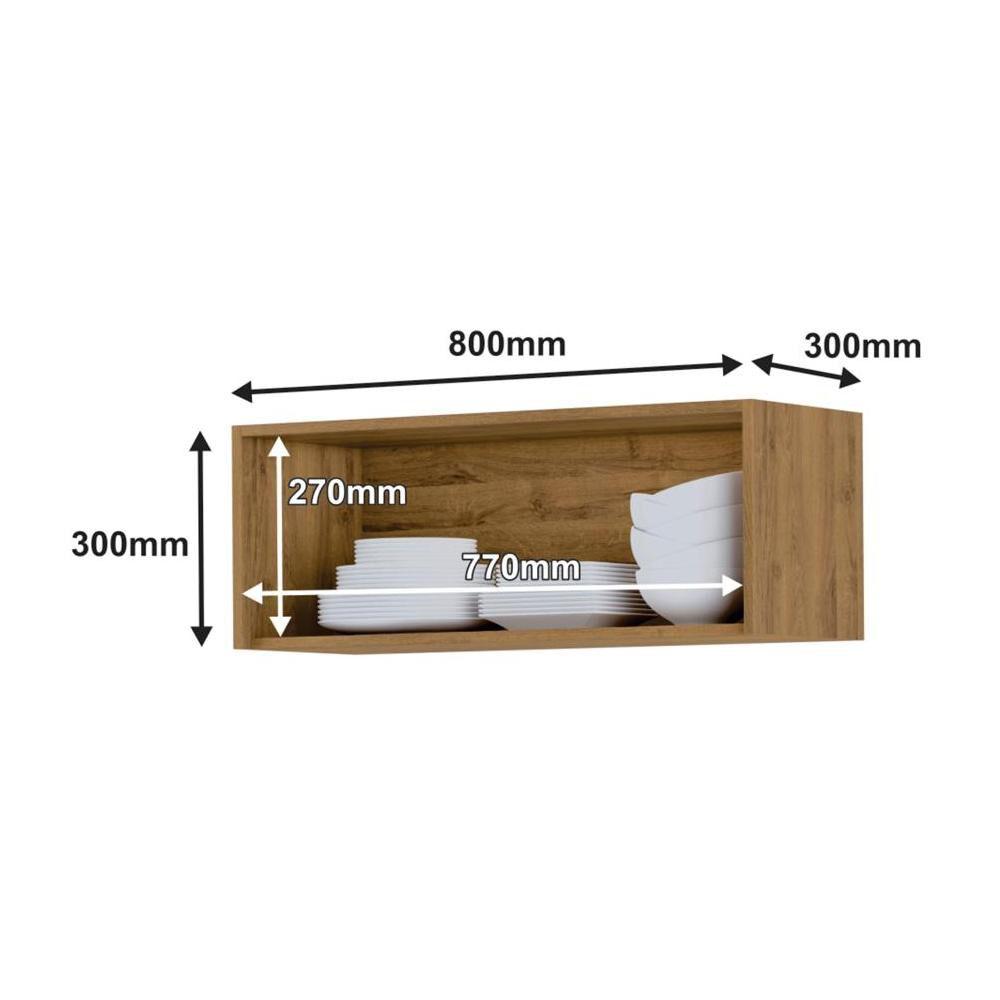 Mueble De Cocina Home Mobili Kalahari/montana / 1 Puerta image number 3.0