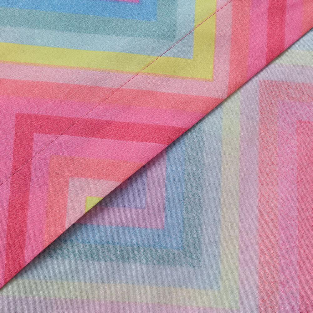 Juego De Sábanas Casaideal Zigzag / 1.5 Plazas image number 1.0