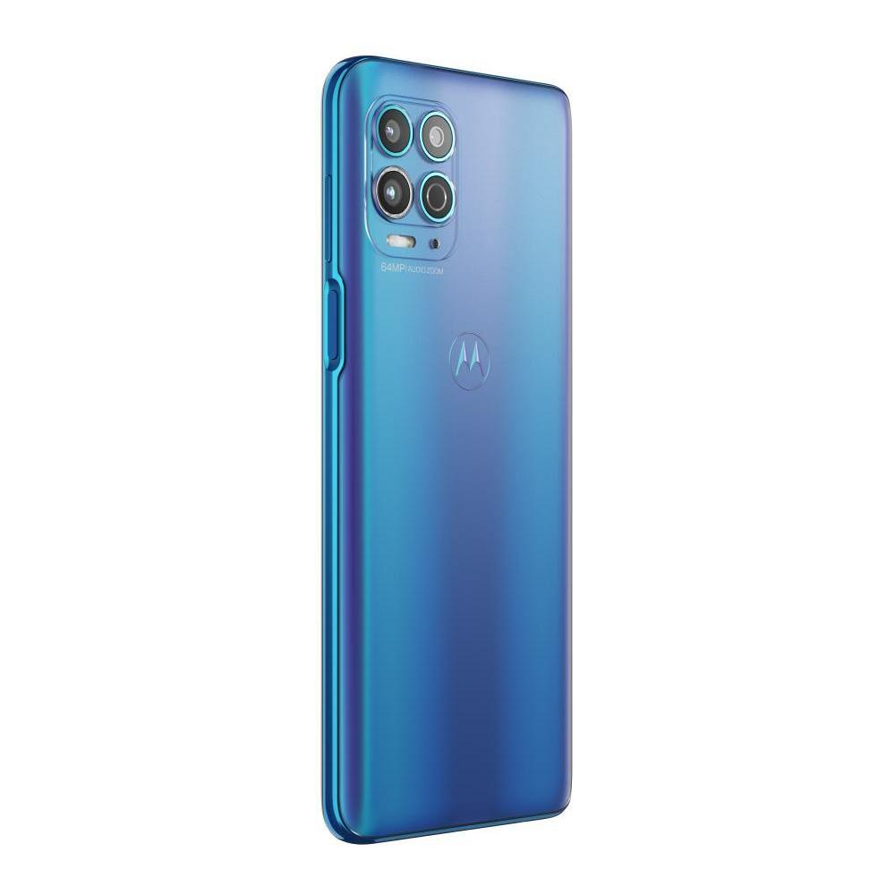 Smartphone Motorola G100 Verde Boreal / 128 Gb / Liberado image number 2.0