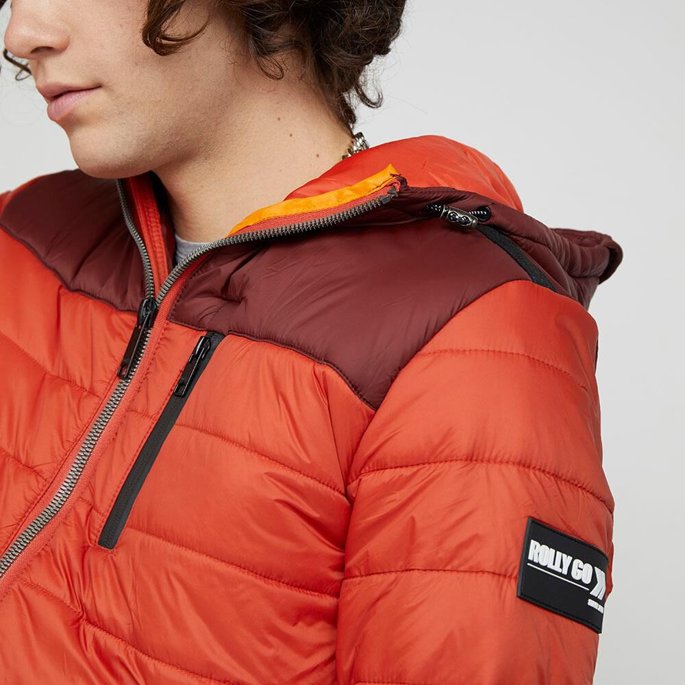 Parka  Hombre Rolly Go image number 3.0