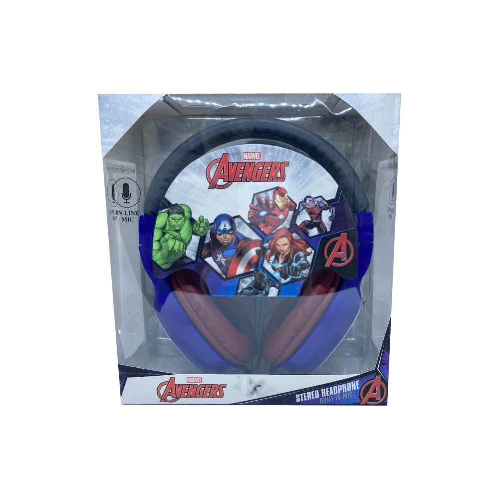 Audífonos Disney Capitán América image number 3.0