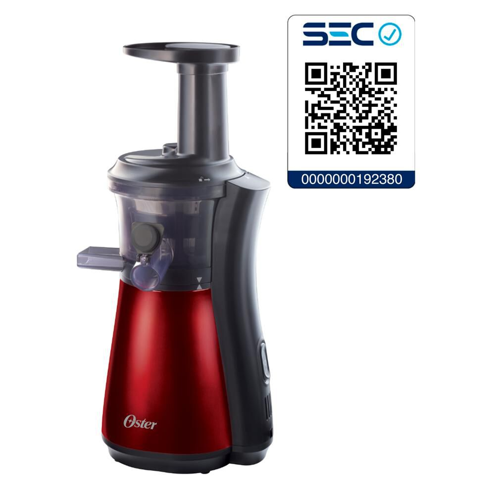 D Extractor  4000R Rojo Oster image number 2.0
