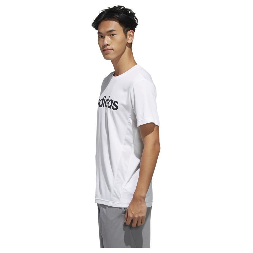 Polera Hombre Adidas Designed 2 Move Logo image number 1.0