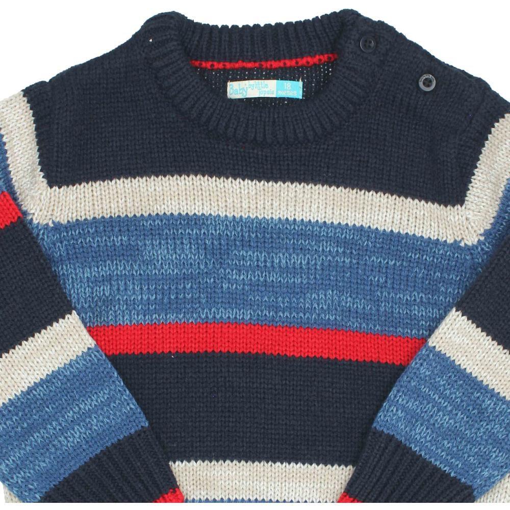 Sweater Bebe Niño Baby image number 2.0