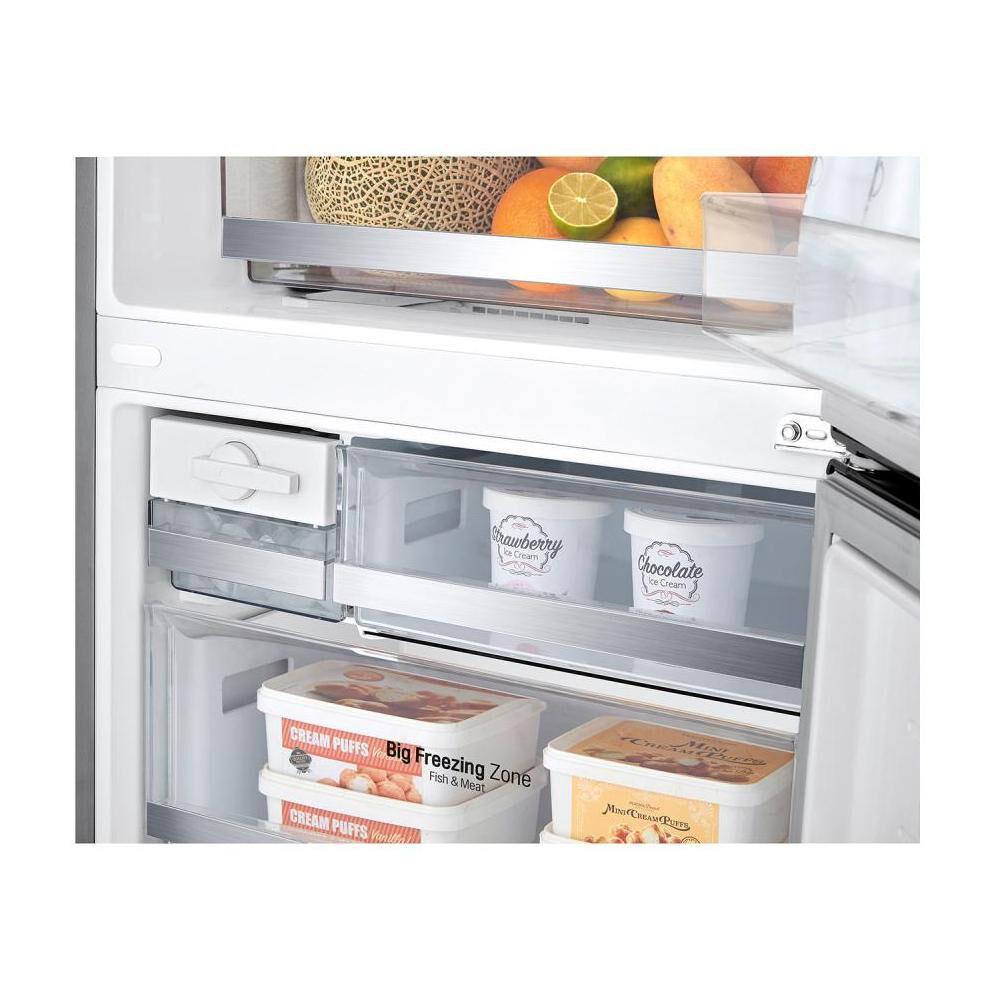 Refrigerador Bottom Freezer LG LB45SGP / No Frost / 442 Litros image number 10.0