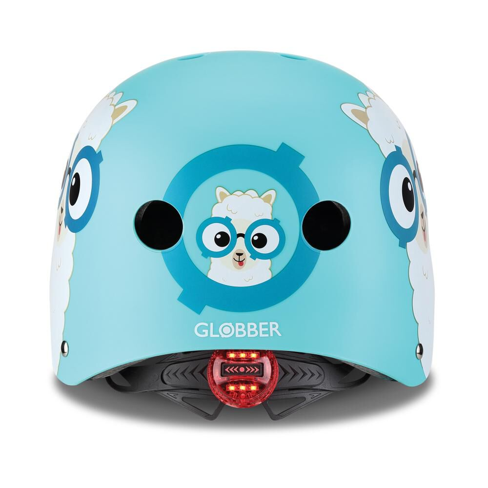 Casco Globber Helmet Elite Lights Buddy  Xs/S image number 2.0