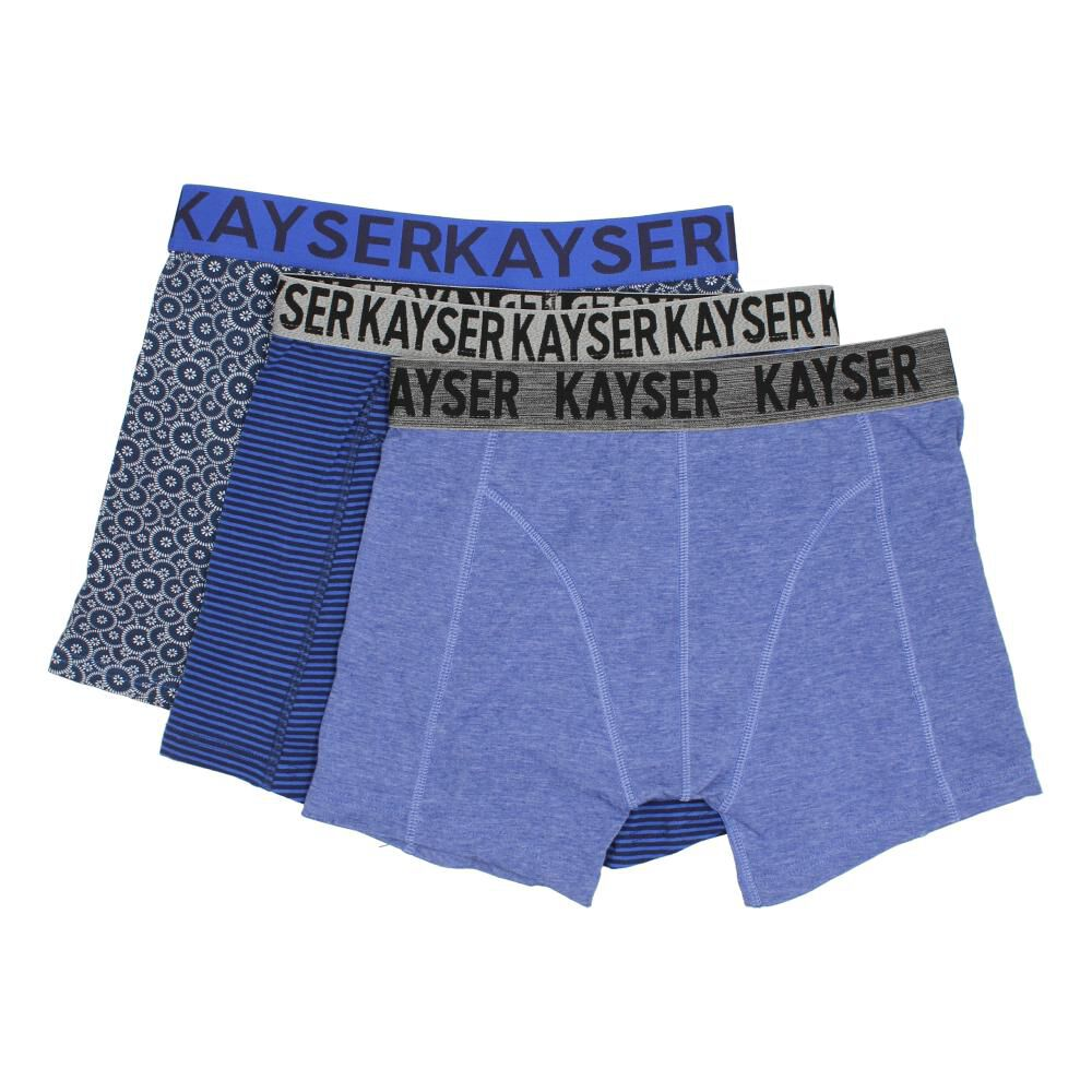 Pack Boxer Hombre Kayser / 3 Unidades image number 1.0