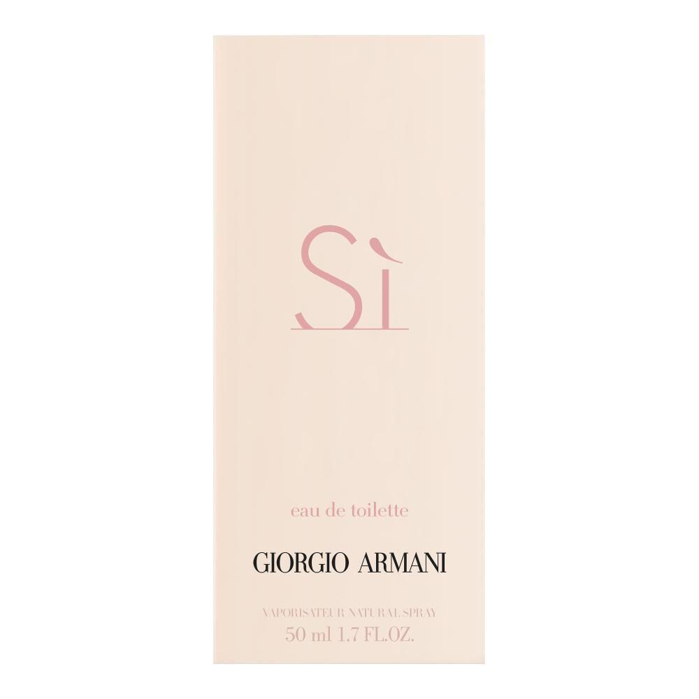 Perfume Giorgio Armani Si  Intense / 50Ml /Edp image number 2.0