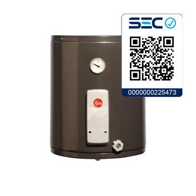 Termo Eléctrico Muro Rheem / 125 Litros