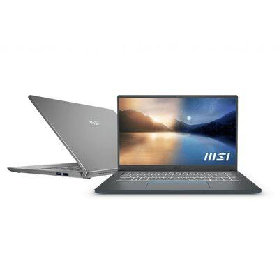 """Notebook Msi Prestige 15 A11sb-450cl / Intel Core I7 / 8 Gb Ram / Nvidia® Mx450 / 512 Gb Ssd / 15.6 """""""