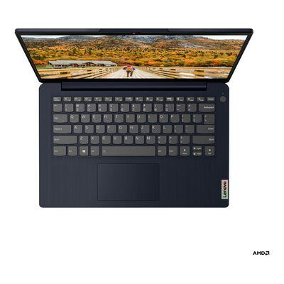 "Notebook Lenovo Ideapad 3 14alc6 / Abyss Blue / Amd Ryzen 5 / 8 Gb Ram / Amd Radeon Graphics / 256 Gb Ssd / 14 """