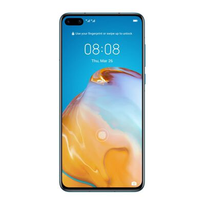 Smartphone Huawei P40  Blue  /  128 Gb   /  Liberado