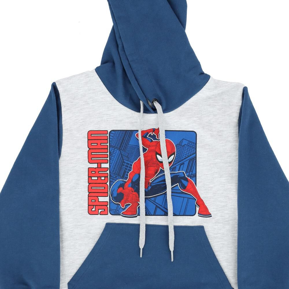 Polerón Niño Spiderman image number 2.0