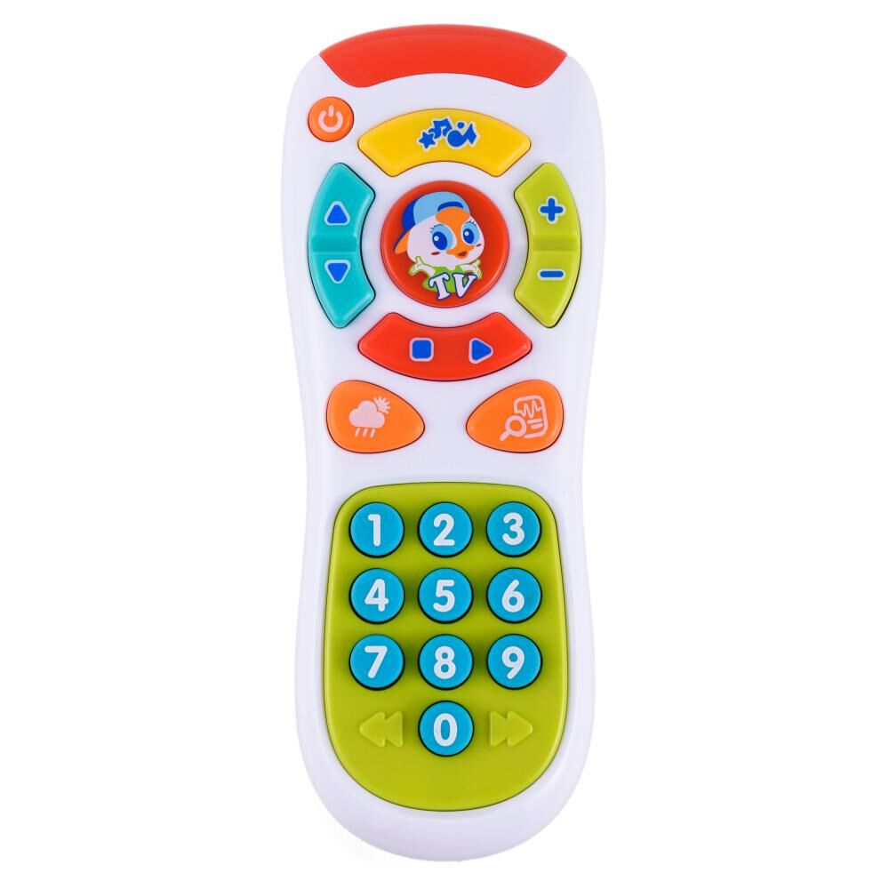 Control Remoto Musical Interactivo Baby image number 0.0