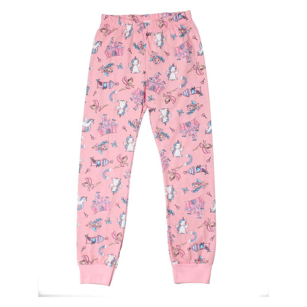 Pijama Niña Sleepwear / 2 Piezas image number 2.0