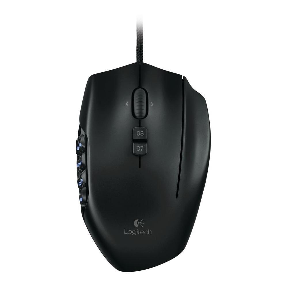 Mouse Gamer Logitech G600 image number 0.0