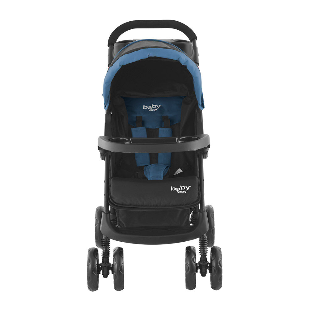 Coche Travel System Baby Way Bw-413B18 image number 2.0