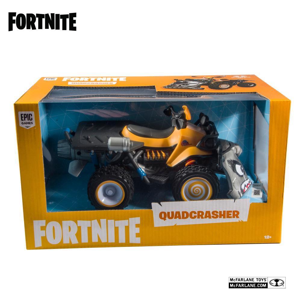 Fnt10671 Vehiculo Quad Crasher image number 4.0