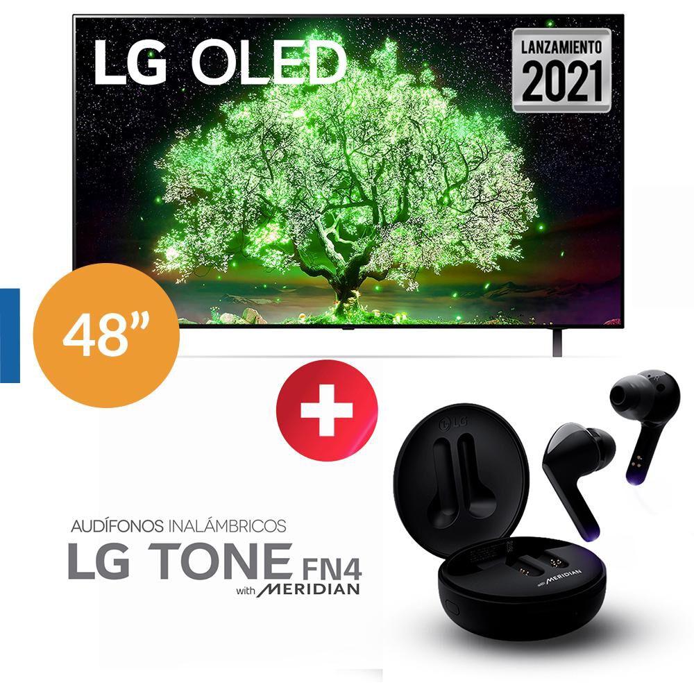 """Oled LG OLED48A1PSA + Fn4 / 48 """" / Ultra Hd / 4k / Smart Tv image number 0.0"""
