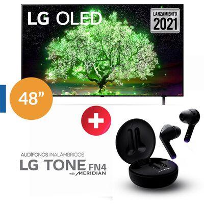 """Oled LG OLED48A1PSA + Fn4 / 48 """" / Ultra Hd / 4k / Smart Tv"""