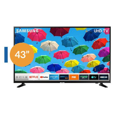 "Led Samsung 43Nu7090 / 43"" / Ultra Hd / 4K / Smart Tv"